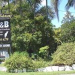 Hideaway BB sign