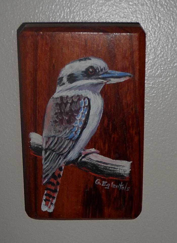 Kookaburra by Gundars Eglentals