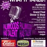Palmwoods Talent Quest