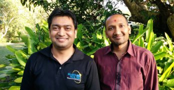 Meet Honorary Locals: Milan and Himanshu – Euro Solar Salesmen