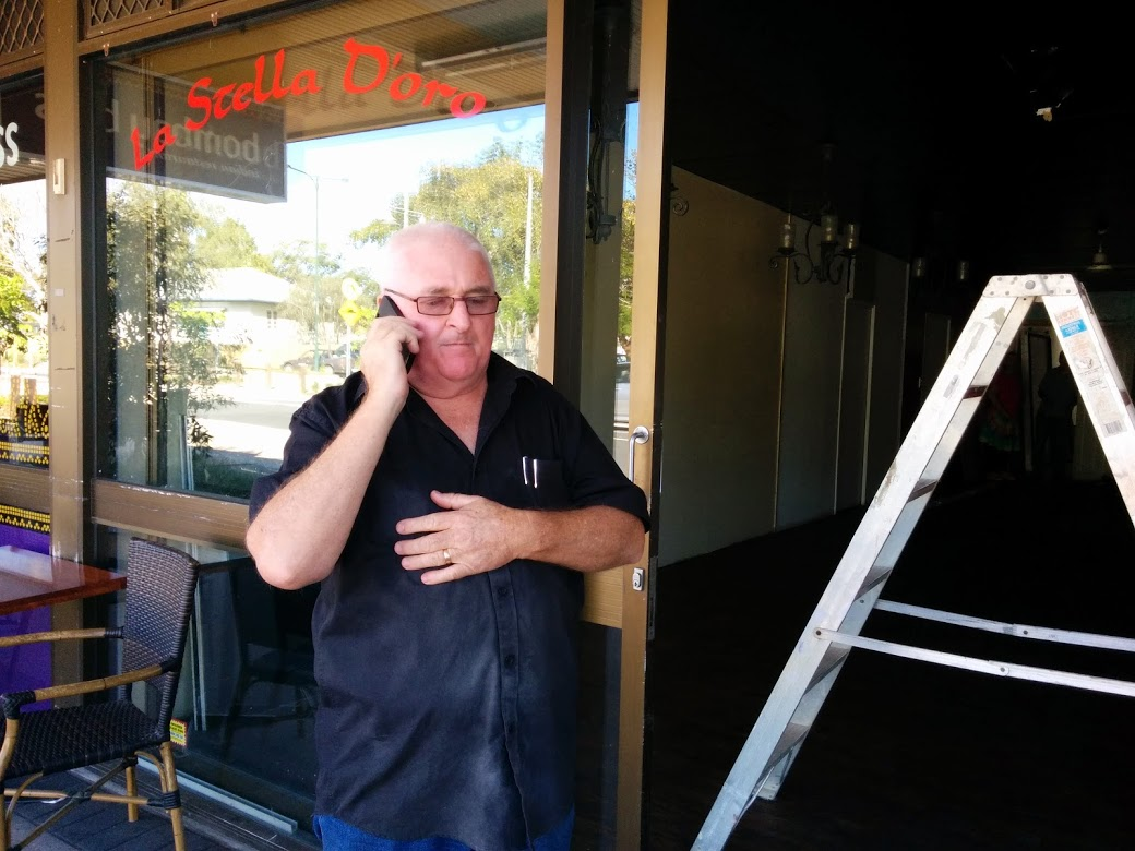 A new Shop in Beerwah – Anyone care to guess what and where it will be?