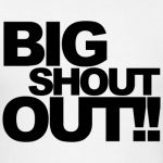 SHOUT OUT THURSDAY: Friday 23rd October 2014