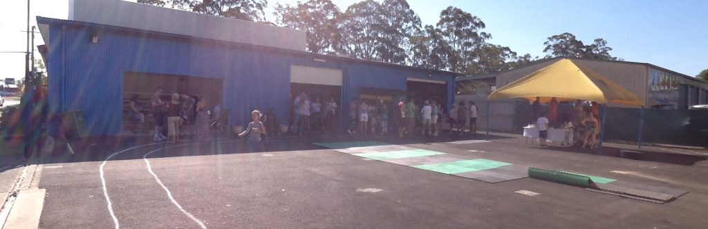 Hinterland Boxing Club Celebration in Beerwah on the 6th October 2012