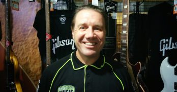 Meet the Shopkeeper: Mark Higgins from Shake it Up Music in Nambour