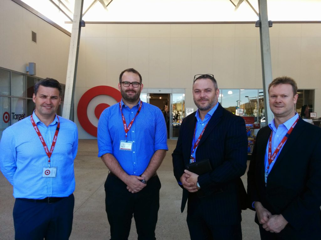 Target Country Beewah Official Opening 01