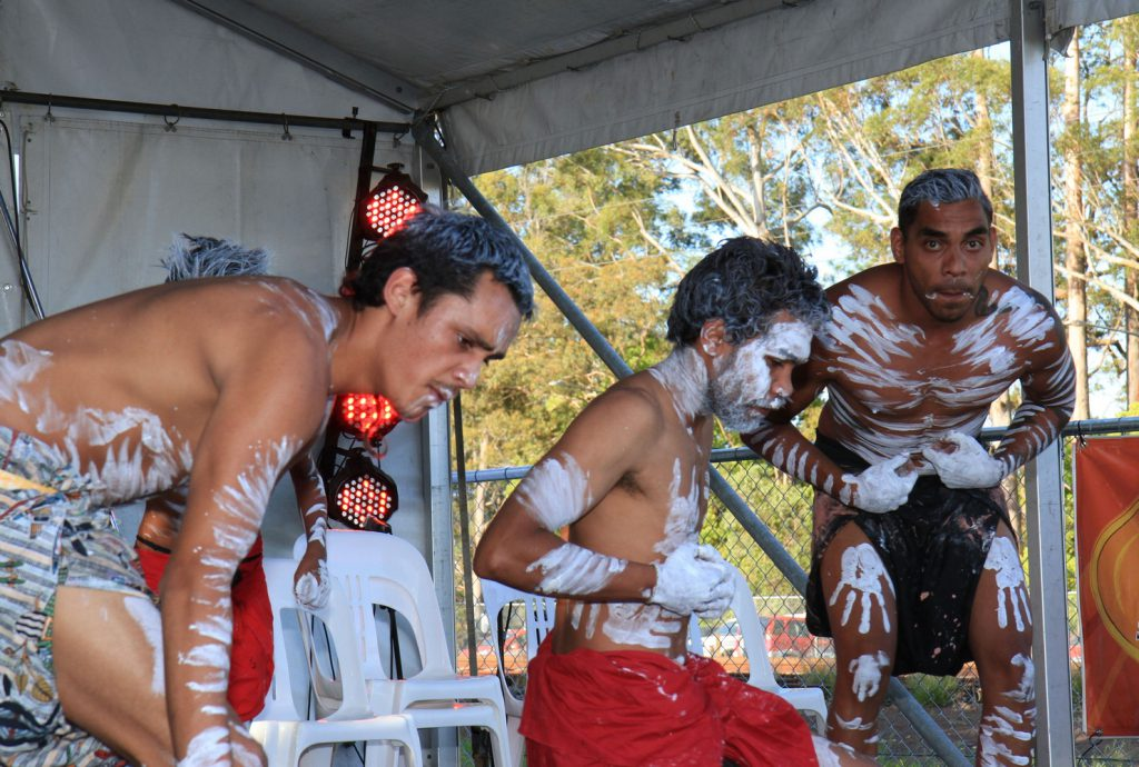 aboriginal performance beerwah celebration 006 2014