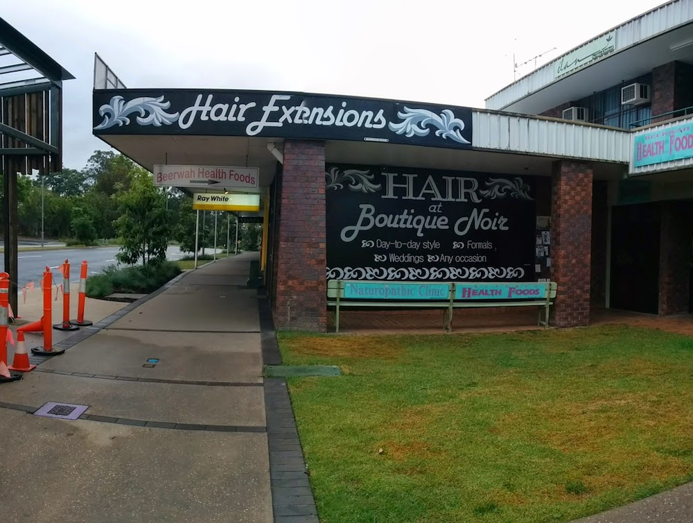 Hair Extentions Boutique Noir Beerwah 2014