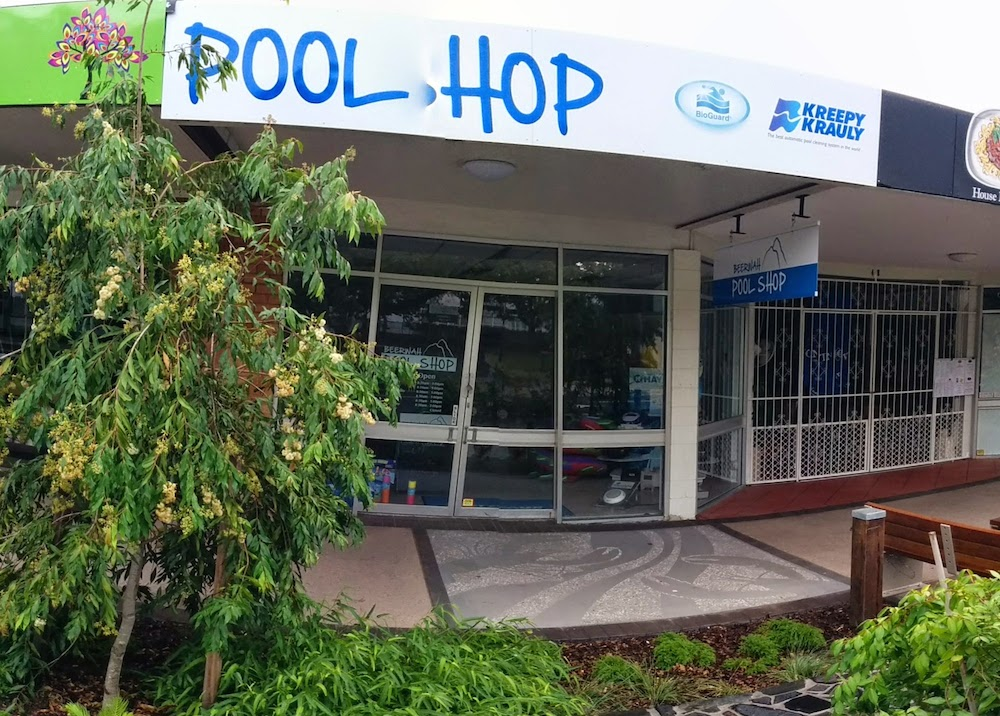 Pool Shop Beerwah 2014