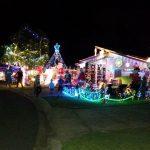 Glasshouse Country Christmas Lights 2014