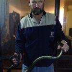 Snakes Alive: Mfezi Snake Catchers Sunshine Coast