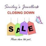 Smileys Jewellers Closing Down Sale
