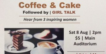 Church on the Rise: Womens Afternoon Tea