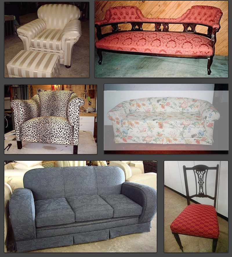 Allan's Upholstery and Handyman Services 02