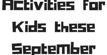 Art Workshops for Kids these September Holidays