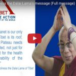 The Dalai Lama - This blue planet is our only home