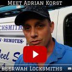 Meet Adrian Korst from Beerwah Locksmiths