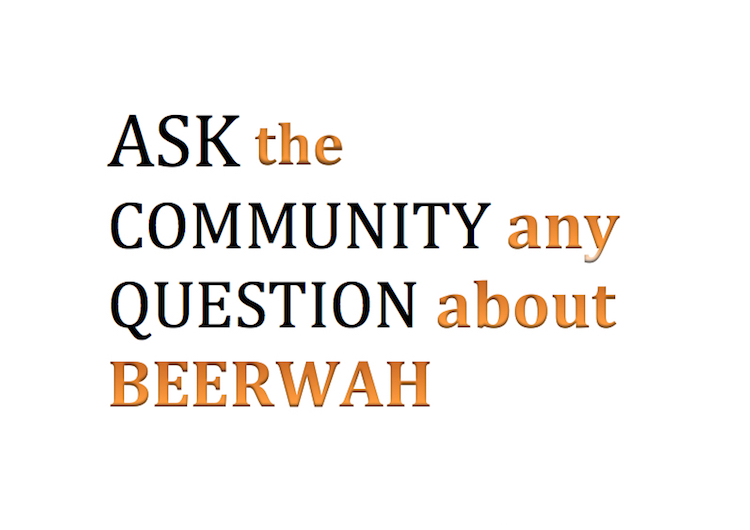 Ask the Community any Question