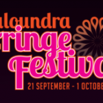 Fringe Benefits at the Caloundra Fringe Festival starting Friday 21st September 2012