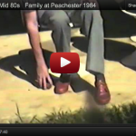 A delightful family home movie portraying life in a Peachester home circa 1984