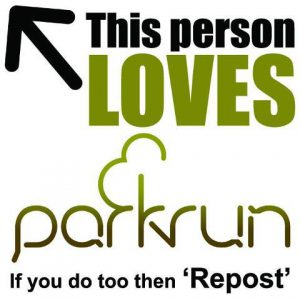 We love ParkRun - Training for Free