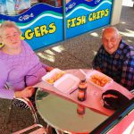 Barbara and Ken #PeopleofBeerwah 31 July 2014