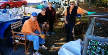 Rita Ron Max and Bob #PeopleofBeerwah