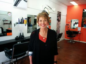 Vicky Heading from Beerwah Hair and Beauty 2014