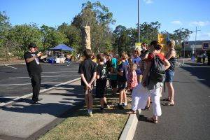 Clowning Around in Beerwah 2014 (All 200 Beerwah Street Party and Celebration Photos 2014)