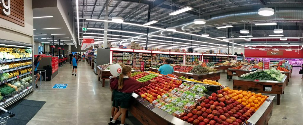 IGA Beerwah Opening Day 15th October 2014