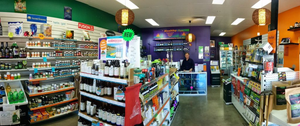 Inside the Healthy Guru Beerwah