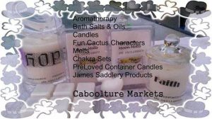 Kaz Mariee Aromatherapy Caboolture Markets