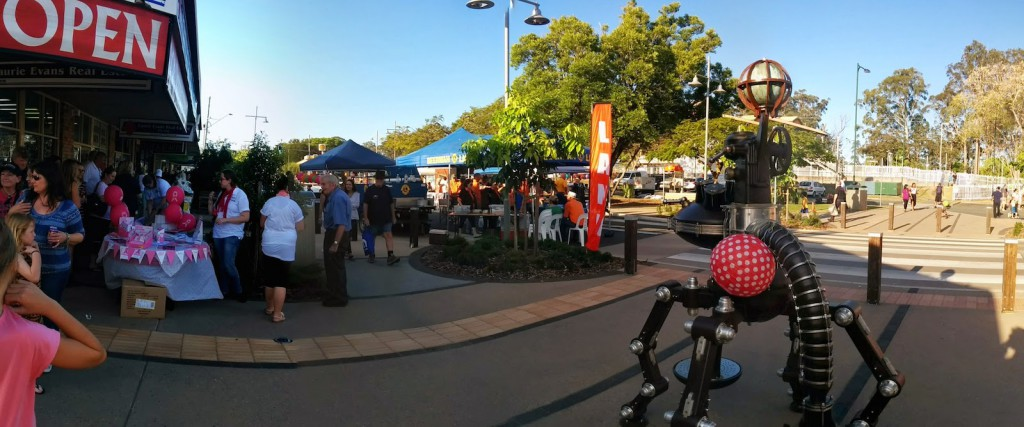 PANO 08 Beerwah Street Party 2014