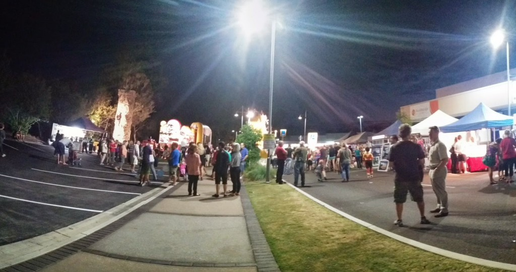 PANO 11 Beerwah Street Party 2014