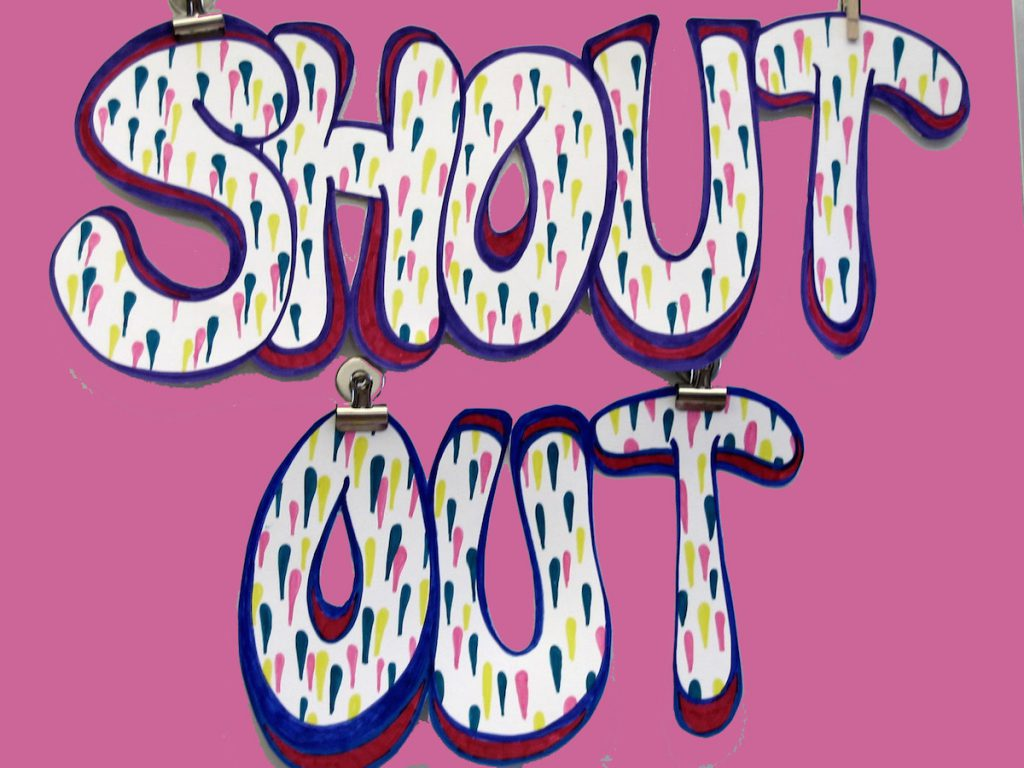 Shout Out Loud