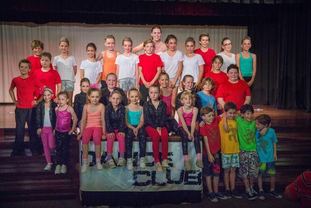 Tegans Dance Club Concert 2012