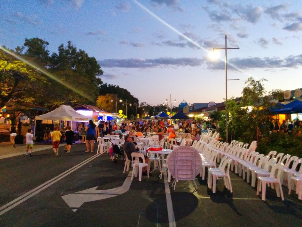 Another View Beerwah Street Party 2014