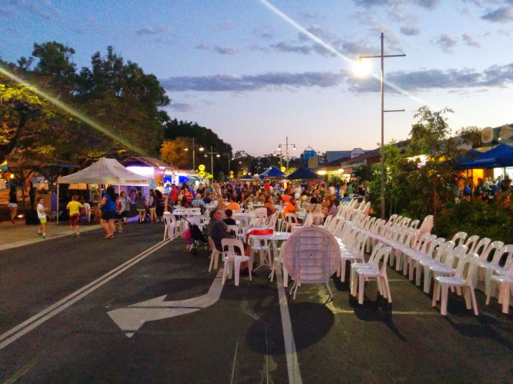 October 17 Beerwah Street Party 2014