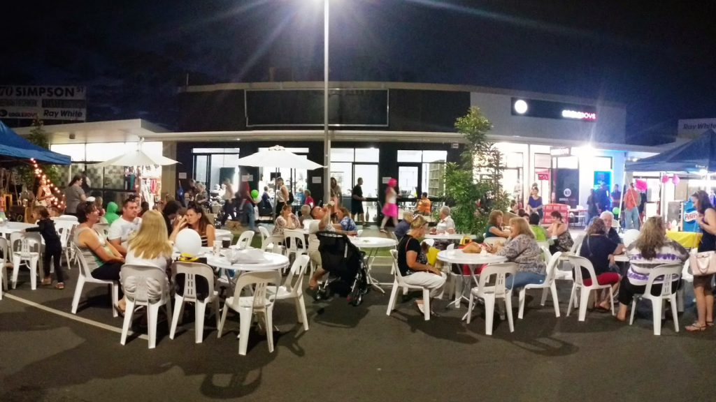 PANO 03 Beerwah Street Party 2014