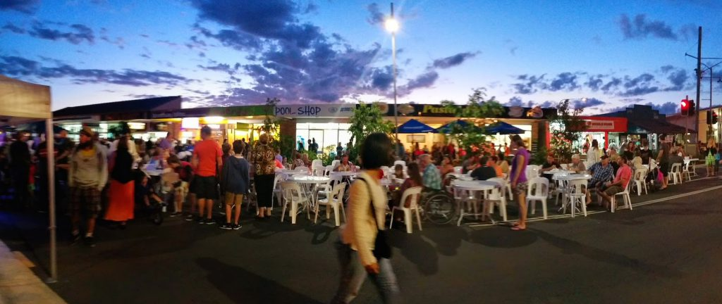 PANO 04 Beerwah Street Party 2014
