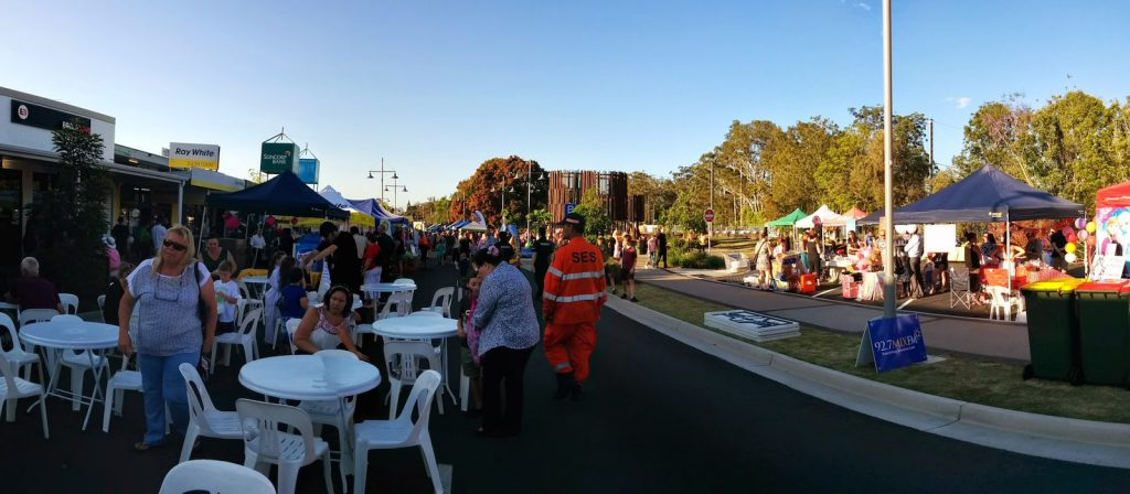 PANO 06 Beerwah Street Party 2014