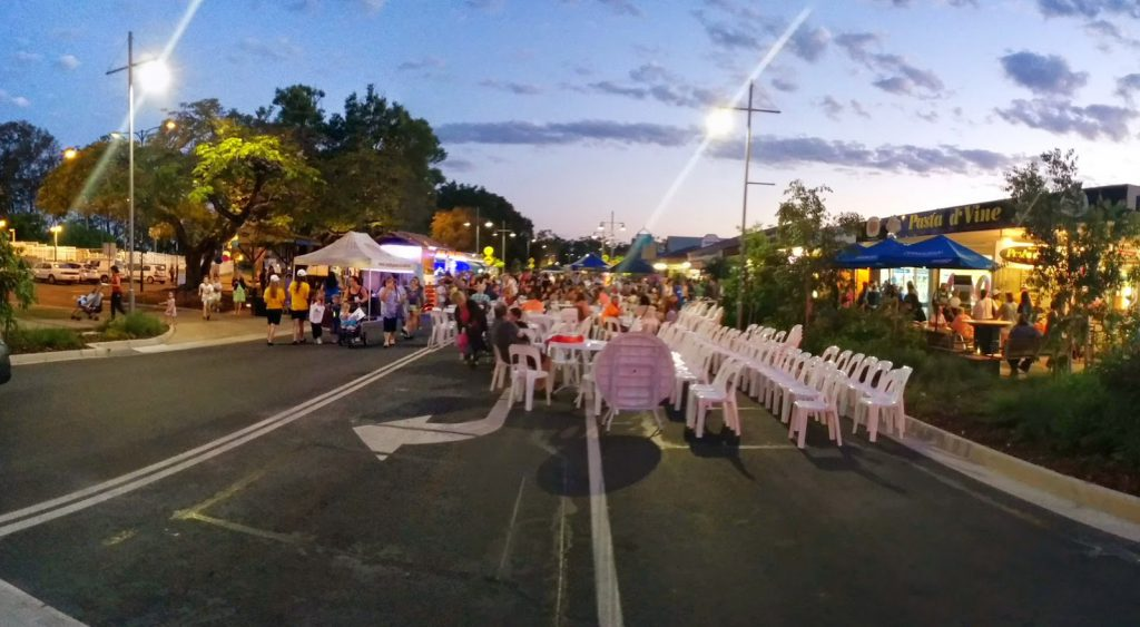 PANO 07 Beerwah Street Party 2014
