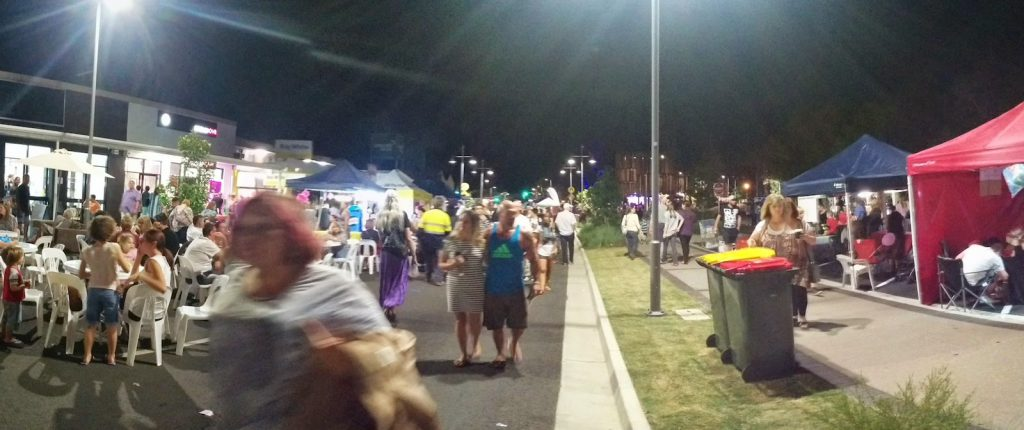 PANO 12 Beerwah Street Party 2014