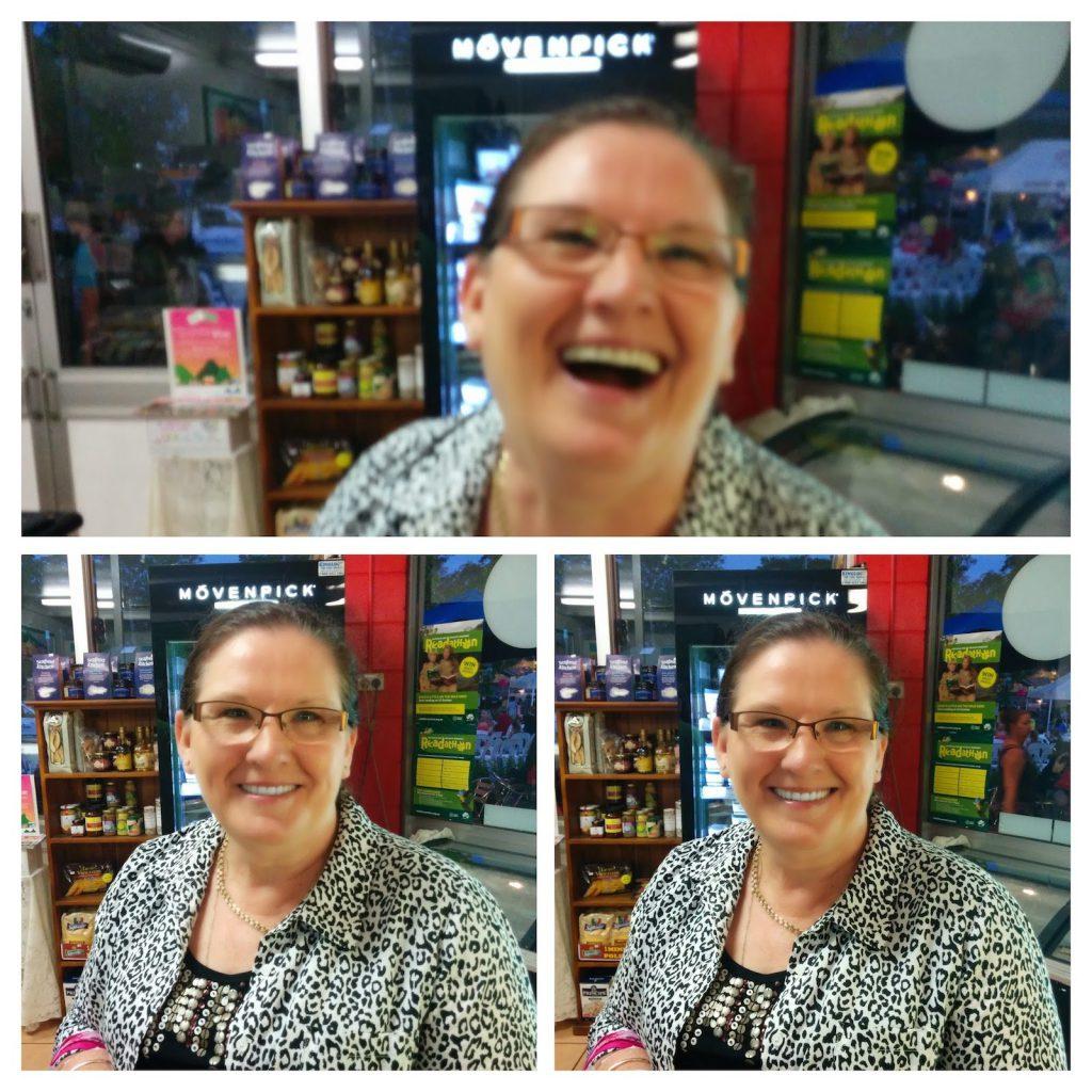 Trish Cashin at the Beerwah Street Party 2014