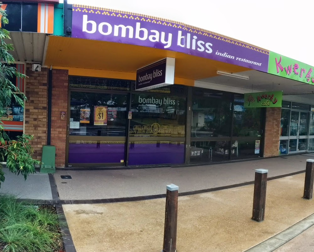 Bombay Bliss Shop Front 2014