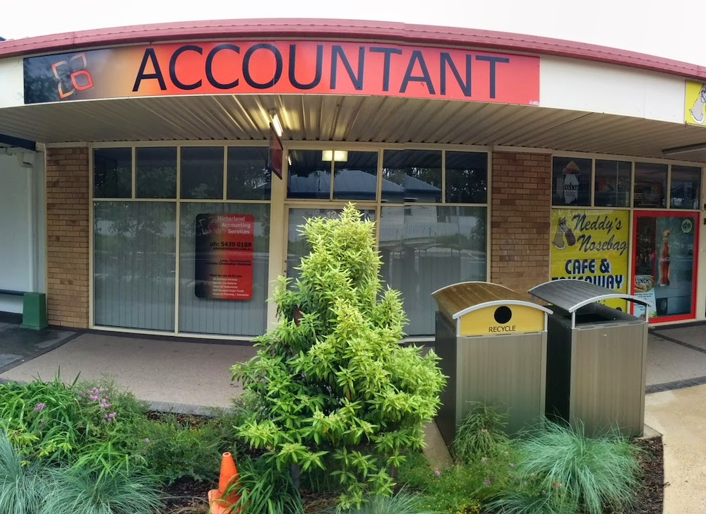 Hinterland Accounting Services - Account 2014