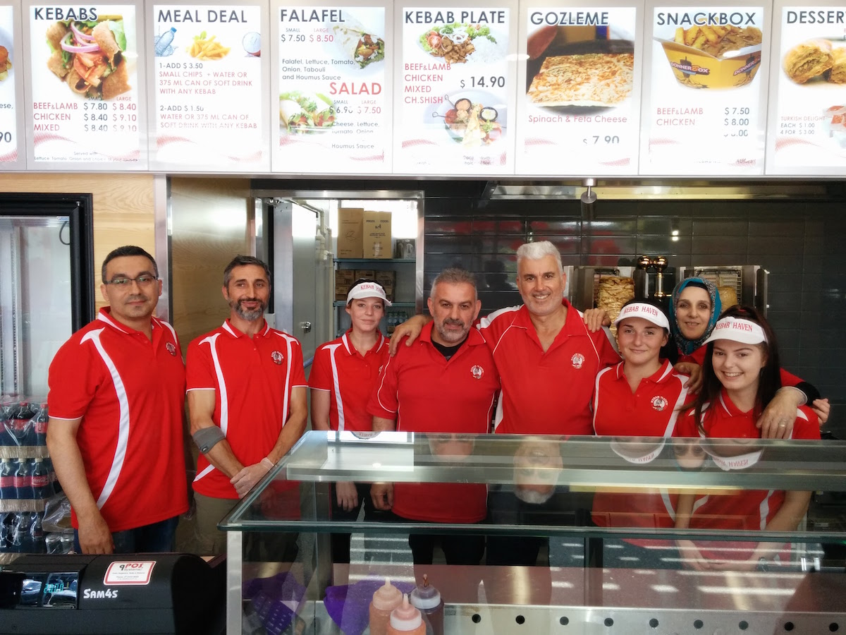 Kebab Haven Beerwah Opening Day 26 August 2015