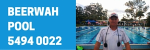 Ad Beerwah Swimming Pool 300x100