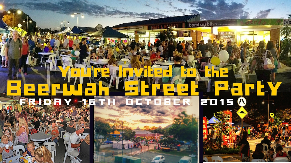 Beerwah Street Party 2014