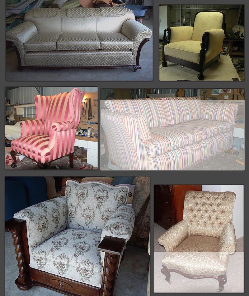 Allan's Upholstery and Handyman Services 01