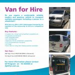 Inclusive Living Program: Community Van for Hire